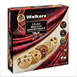 Walkers Shortbread 什锦饼干(2 x 500克/盒)