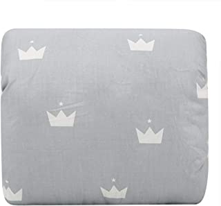 puseky 1 件婴儿哺乳臂哺乳枕 柔软棉质奶瓶喂养枕头 适用于新生儿