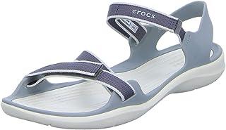 crocs 中性款经典洞洞鞋 Chambray Blue 14 B(M) US Women / 12 D(M) US Men