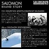 SALOMON滑雪手套 JP BIG LOGO GLOVES 男士 日本风