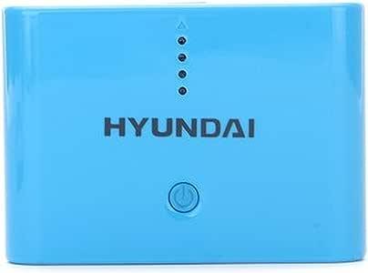 HYUNDAI 现代 D10 移动电源 蓝色 11200mAh