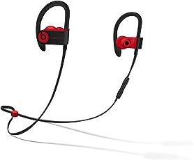 Beats Powerbeats3 by Dr. Dre Wireless 入耳式耳机 - Beats Decade Collection - 桀骜黑红 运动耳机 蓝牙无线 带麦