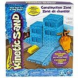 Spin Master 6027987 -Kinetic Sand-Construction Zone 建筑施工区 沙泥玩具套装