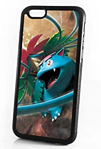 适用于 iPhone 6Plus/iphone 6S PLUS 耐用防护软后盖保护套手机套–hot30015pokemon bulbasaur ivysaur