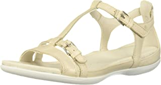 ECCO Flash T 型系带女士凉鞋