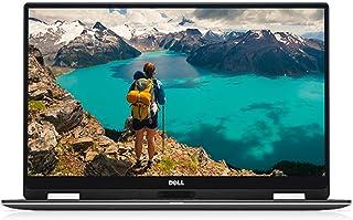 Dell XPS 13 9365 33.8 厘米(13.3 英寸 QHD+)可转换笔记本电脑(英特尔酷睿 i7-7Y75,1TB 硬盘,英特尔高清显卡 615,触摸屏,Win 10 家庭版 64 位德国)银色