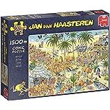 Jan van Haasteren 19059 The Oasis Jigsaw Puzzle (1000-Piece)
