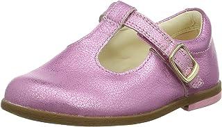 Clarks Drew Shine T 女童版 扣带芭蕾舞鞋