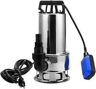 1/2HP 水泵潜水式清洁脏污水泵 银色