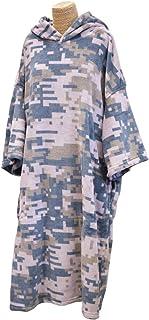 TOOLS 工具斯 冲浪斗篷 换装斗篷 超细纤维 斗篷 基本款 套头衫 (Native)