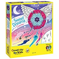 Creativity for Kids Make Your Own Sweet Dreams 捕手编织套件
