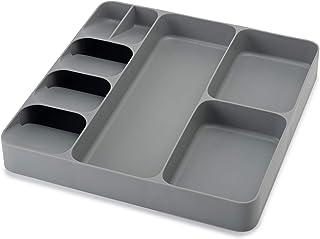Joseph Joseph 收纳抽屉托盘 用于整理餐具用具和小工具-灰色