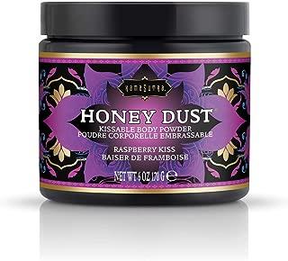Kamasutra - Honey Dust 身体粉底 - 覆盆子