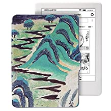 Kindle X 咪咕电子书阅读器 + 敦煌保护套超值套装(包含Kindle X 咪咕电子书阅读器-白、敦煌保护套-山间问道)