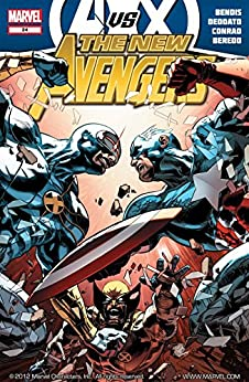 """New Avengers (2010-2012) #24 (English Edition)"",作者:[Bendis, Brian Michael]"
