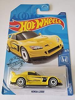 Hot Wheels 2020 本田系列 - 本田 S2000,黄色 153/250
