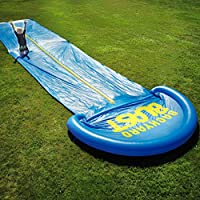 BACKYARD BLAST - 30' 水滑带圆形游泳池