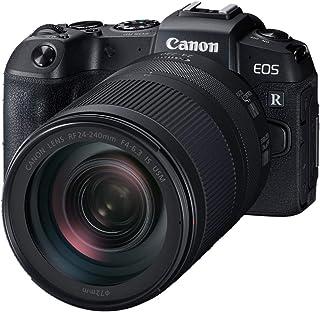 Canon EOS RP Gehäuse + Adapter EF-EOS R 黑色3380C033 ohne Adapter, mit RF 24-240mm 黑色
