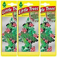 LITTLE TREES LTZ081 空气清新剂,3 件