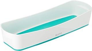 Leitz 利市 MyBox WOW 储物盒 长款 冰蓝色 52584051