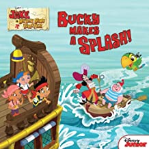 Jake and the Never Land Pirates: Bucky Makes a Splash (Disney Storybook (eBook)) (English Edition)
