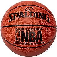 SPALDING 斯伯丁 室内室外 掌控 比赛 蓝球 74-604Y 不分色