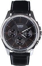 CASIO 卡西欧 日本品牌 石英男士手表 MTP-1375L-1A