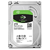 Seagate 希捷内置硬盘3.5英寸 4TB 适用于PC用户 BarraCuda ( SATA 6Gb/s / 5400rpm)正规代理店 ST4000DM004