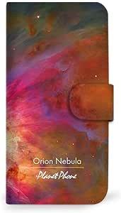 MITAS 智能手机壳翻盖式宇宙  オリオン大星雲 4_AQUOS (SH-M04)