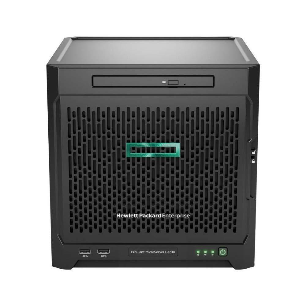 HP HP HPE ProLiantサーバーGEN10 X3216シリーズ8 GB-U、4LFF、非ホット・スワップ、SATA、200W電源、エントリーレベルサーバ1J VOS