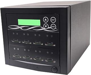 Spartan 1 到 7 目标双插槽 SD/MicroSD *数码组合多闪存卡复印机/转换器 SDHC (SDC07-SSP)