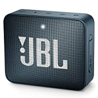 JBL GO2 Waterproof Ultra Portable Bluetooth Speaker - Navy