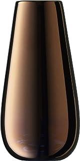 LSA International 金属花瓶 高14cm 铜色