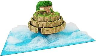 轩吉卜力工作室天空之城天空之城城堡无比例 MK07–33纸手工