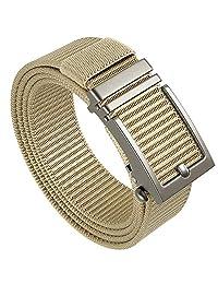 Fairwin 战术腰带,*风格织带步枪皮带,轻质耐用快速释放金属扣