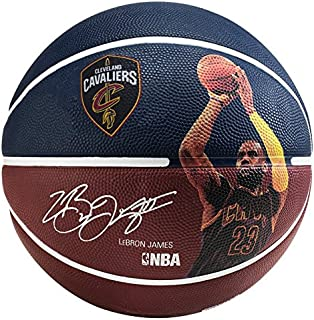 SPALDING NBA LEBRON JAMES 篮球