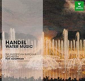 进口CD:亨德尔:水上音乐/唐.库普曼 Handel:Water Music/Ton Koopman(CD)46138517