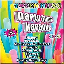 Party Tyme Karaoke - Tween Hits 5 [8+8 CD+G]