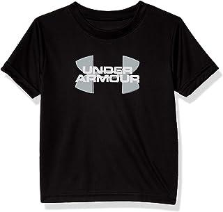 Under Armour 男童 幼儿网状标志技术短袖 T 恤