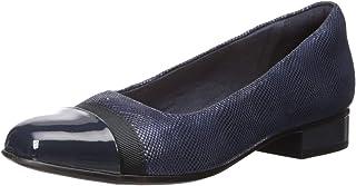 Clarks 女士 Juliet Monte 乐福鞋