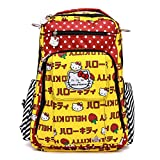 Ju-Ju-Be Hello Kitty Collection Backpack Diaper Bag, Be Right Back