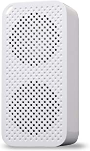 iPhone iPad Mini 蓝牙音箱 - 小型 iPhone 扬声器 - 女士迷你蓝牙音箱 - 4 合 1 迷你无线蓝牙扬声器户外带自拍照片快门 - *佳礼物