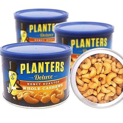 PLANTERS 绅士 蜜焗腰果 233g*4盒