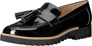 Franco Sarto Carolynn 女士乐福平底鞋 黑色 7 M US