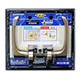 川口技研 门把手 J杠杆 椭圆形座空锁 DJ-24-4K-SG BS50 黄金