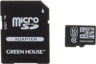 免费恢复绿色屋消除数据 附有数据复原服务microSDHC卡 16GB GH-SDMRHC10DA-16G
