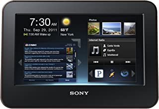 Sony 索尼 Dash 信息闹钟HIDB70T With Rechargeable Battery - Brown
