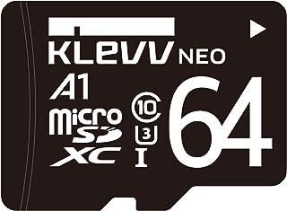 KLEVV microSD NEO 系列K064GUSD3U3-NJ  64GB