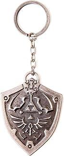 塞尔达传说暮光公主:金属现代盾牌钥匙链