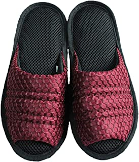 Air Cushion 室内凉鞋拖鞋中性防滑露趾透气柔软支撑鞋,可水洗足底*、平脚、脚跟和**